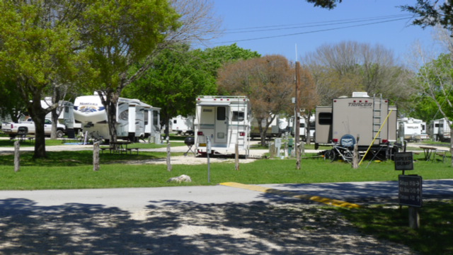 Rv Sites On The Guadalupe River For Lodging New Braunfels