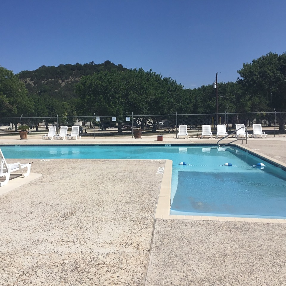 Rio Guadalupe Resort & RV Park Swimming Pool
