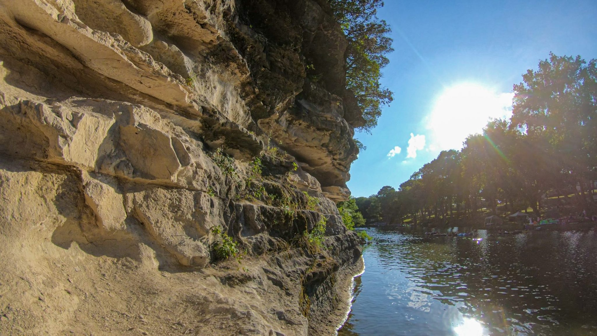 Guadalupe River campgrounds