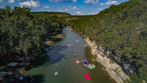 Guadalupe River Cabin Rentals RV Park