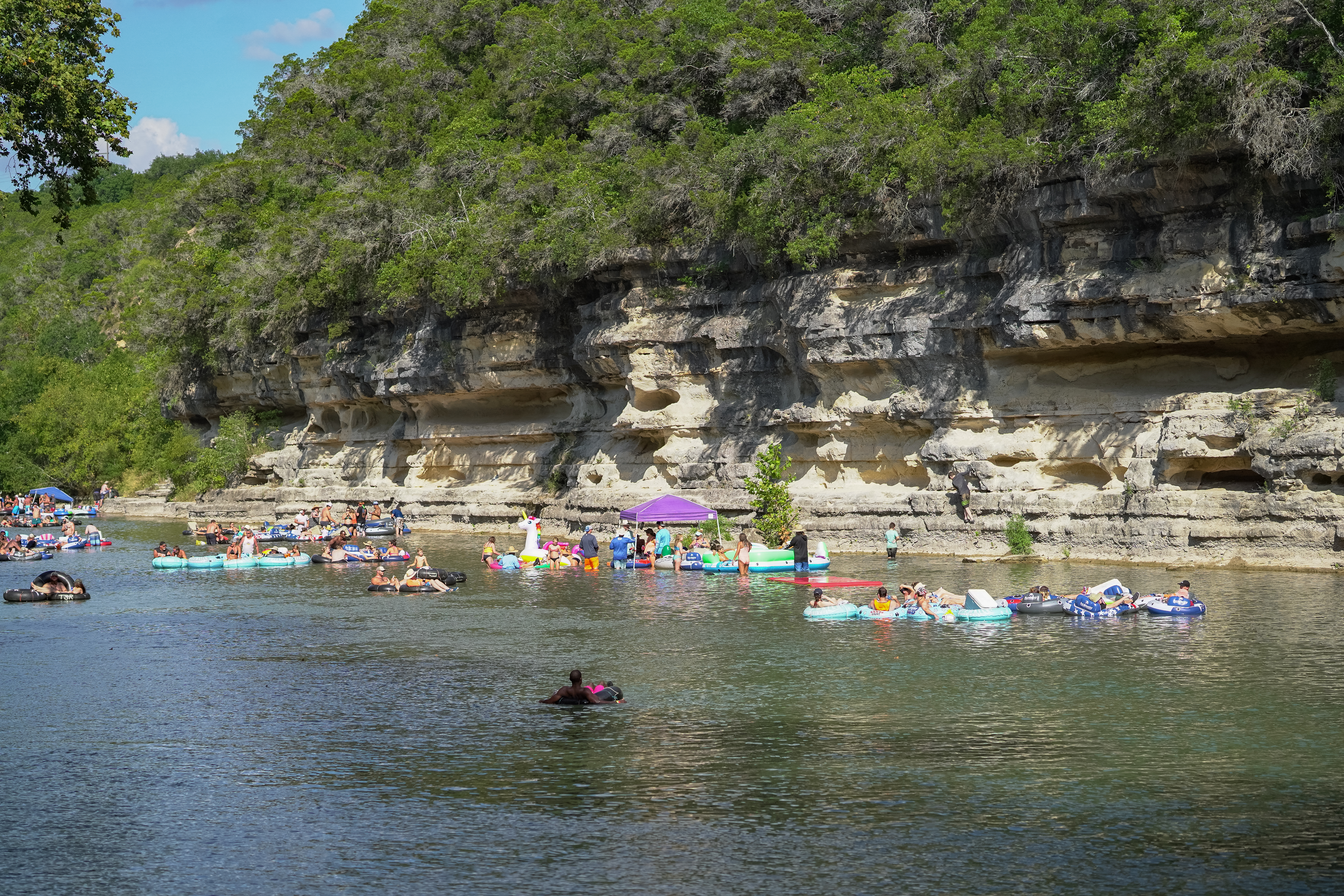 Guadalupe River Tubing Guide