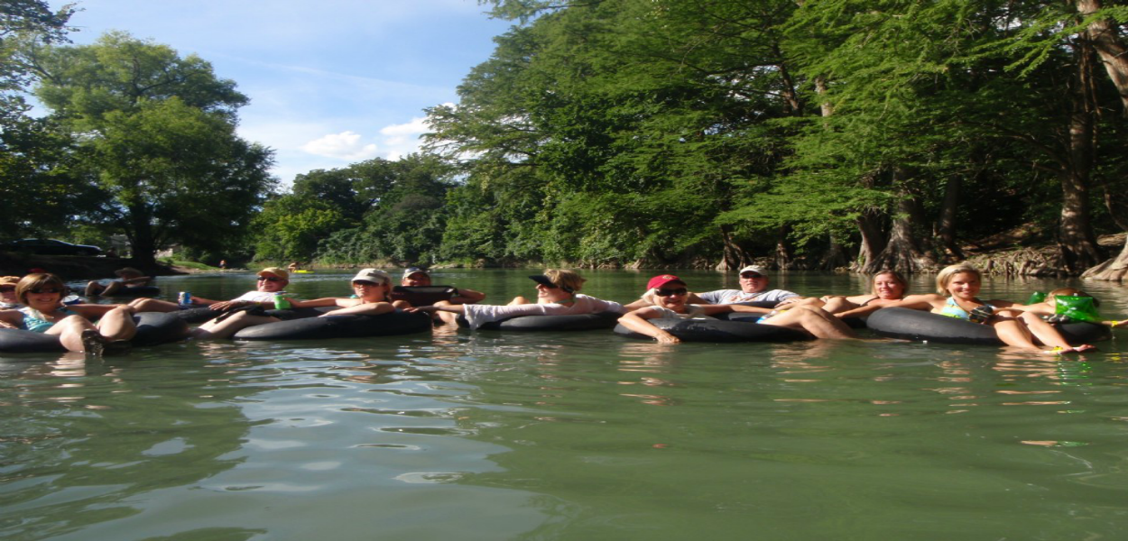 Rio Guadalupe Resort for Rafting and Tubing