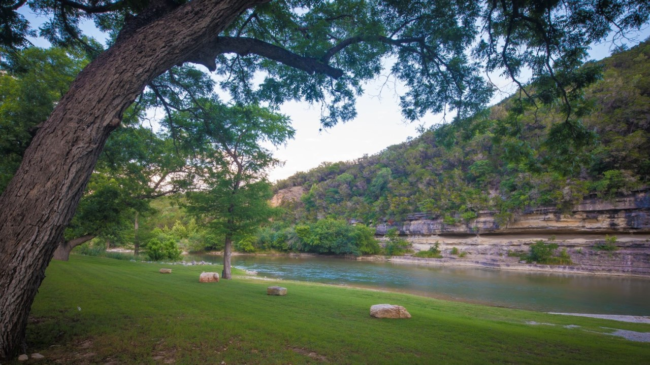 Guadalupe River View