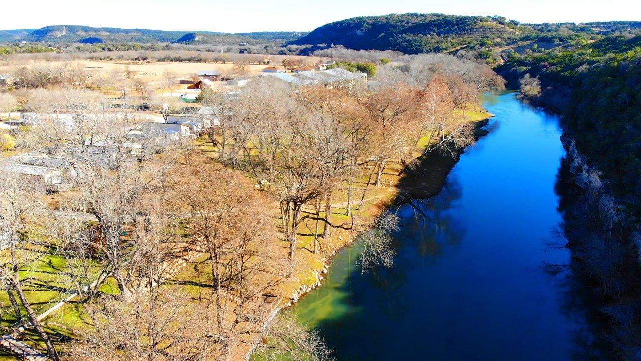 View of Guadalupe River